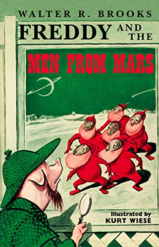 9781585672691: Freddy and the Men from Mars (Freddy the Pig Series)