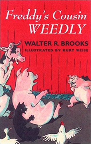 9781585673094: Freddy's Cousin Weedly (Freddy Books)