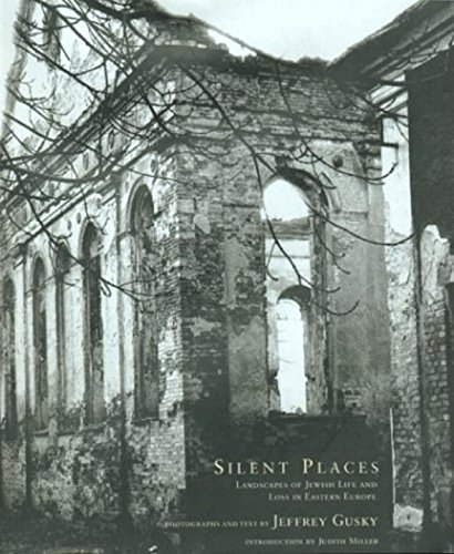 9781585673162: Silent Places: Landscapes of Jewish Life and Loss in Eastern Europe