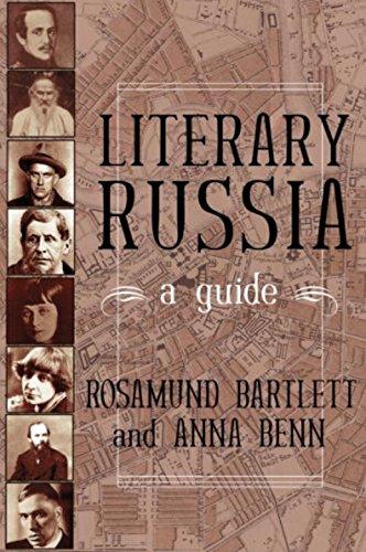 9781585674442: Literary Russia : a Guide