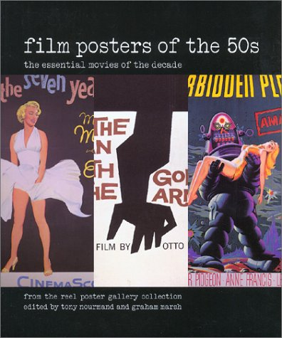 9781585674527: Film Posters of the 50s