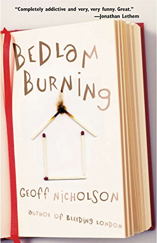 9781585674534: Bedlam Burning