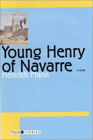 9781585674879: Young Henry of Navarre
