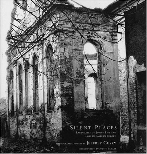 9781585675166: Silent Places: Landscapes of Jewish Life and Loss in Eastern Europe