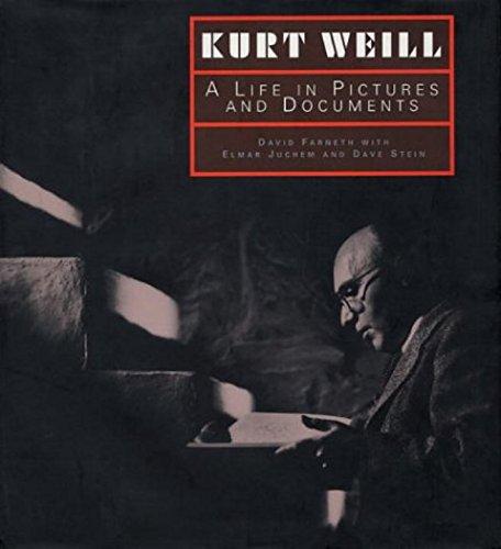 9781585675777: Kurt Weill