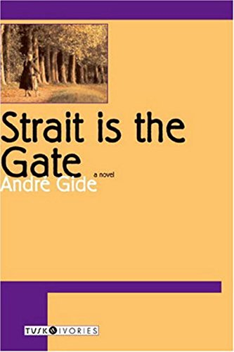 9781585676057: Strait is the Gate (Tusk Ivories Series)