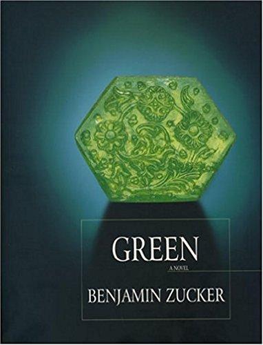 Image result for Benjamin Zucker, Green,