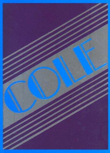 9781585676125: Cole: Biographical Essay