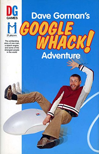 9781585676149: Dave Gorman's Googlewhack! Adventure
