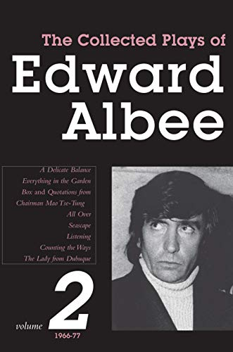 9781585676170: The Collected Plays of Edward Albee: Volume 2 1966 - 1977