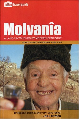 9781585676194: Molvania (Jetlag Travel Guide)