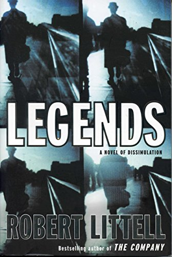 9781585676965: Legends: A Novel of Dissimulation