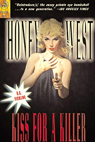 9781585677580: Honey West: A Kiss For a Killer
