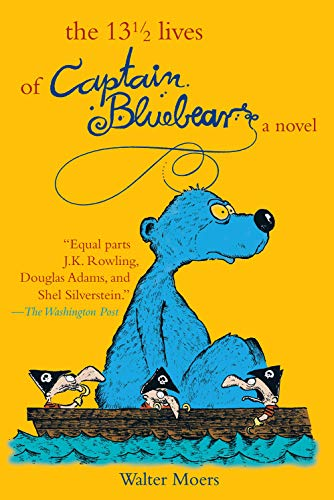 9781585678440: 13 1/2 Lives of Captain Bluebear
