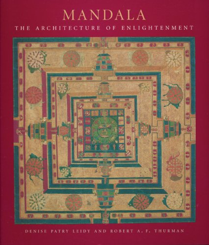 Mandala: The Architecture of Enlightenment: Leidy, Denise Patry; Thurman, Robert