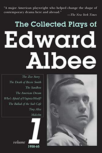 9781585678846: Collected Plays of Edward Albee: 1958-1965