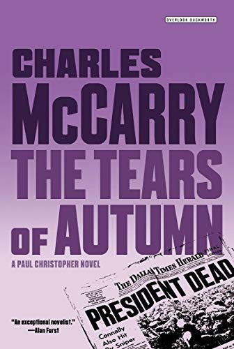 9781585678907: Tears of Autumn: A Paul Christopher Novel (Paul Christopher Novels)