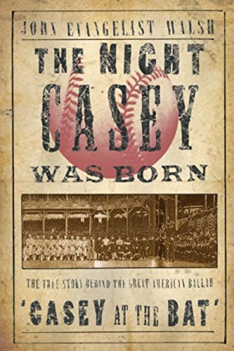 The Night Casey Was Born: The True: Walsh, John