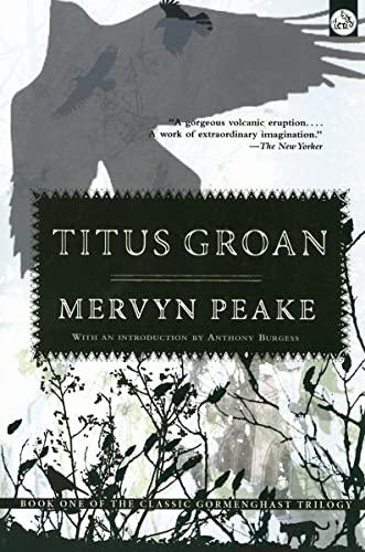 9781585679072: Gormenghast Titus Groan