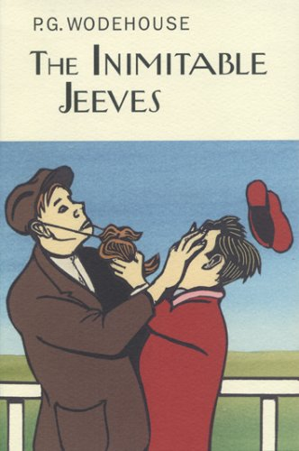 9781585679225: The Inimitable Jeeves (The Collector's Warehouse)