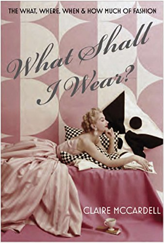 9781585679706: What Shall I Wear?: The What, Where, When and How Much of Fashion