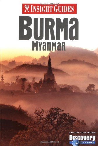 9781585730018: Insight Guide Burma/Myanmar (Insight Guides)