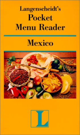 9781585730414: Pocket Menu Reader Mexico (Pocket Dictionaries)