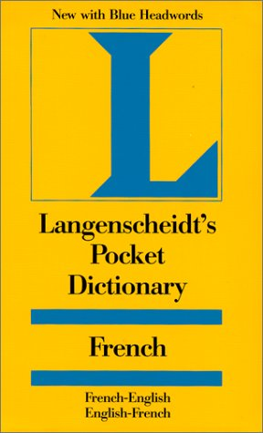 9781585730513: Pocket French (Pocket Dictionary)