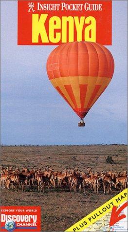 9781585730872: Insight Pocket Guide Kenya (Insight Pocket Guides)