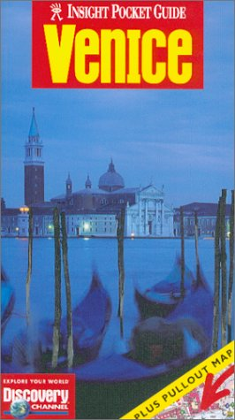 9781585730896: Insight Pocket Guides Venice