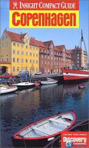 Insight Compact Guide Copenhagen (Insight Smart Guide Copenhagen): Bell, Brian