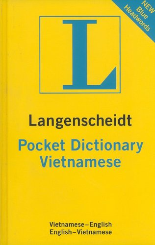 Vietnamese Pocket Dictionary
