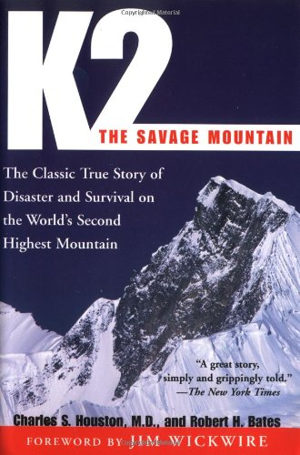 9781585740130: K2, the Savage Mountain