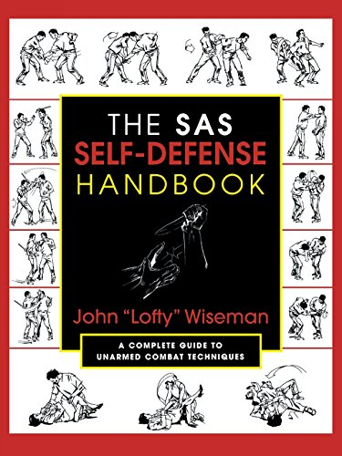 9781585740604: SAS Self-Defense Handbook: A Complete Guide to Unarmed Combat Techniques