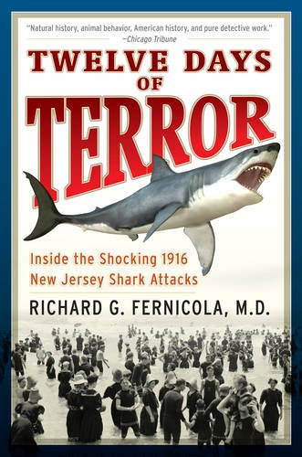 9781585742974: Twelve Days of Terror: A Definitive Investigation of the 1916 New Jersey Shark Attacks