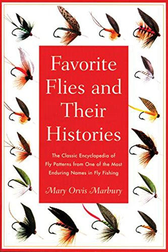 9781585743155: Favorite Flies and Their Histories