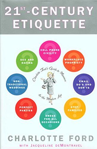 9781585743377: Twenty-First-Century Etiquette