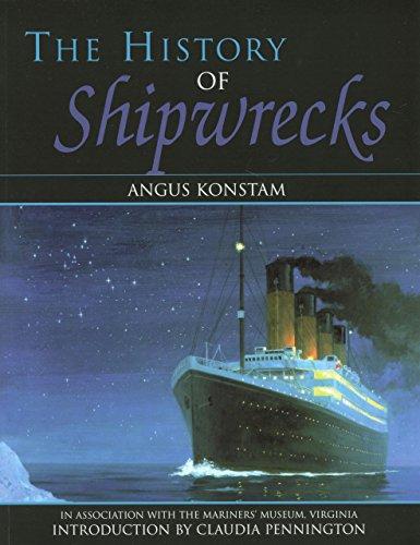 9781585746200: History of Shipwrecks