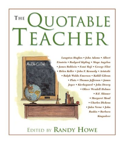 9781585746590: The Quotable Teacher