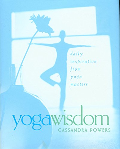 9781585747092: Yoga Wisdom: Daily Inspiration from Yoga Masters
