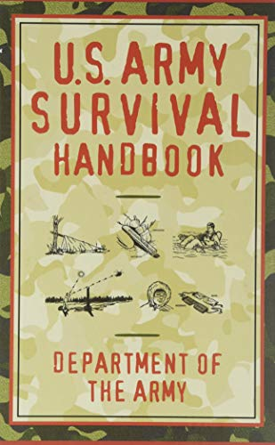 9781585748600: U.S. Army Survival Handbook [Hardcover] by