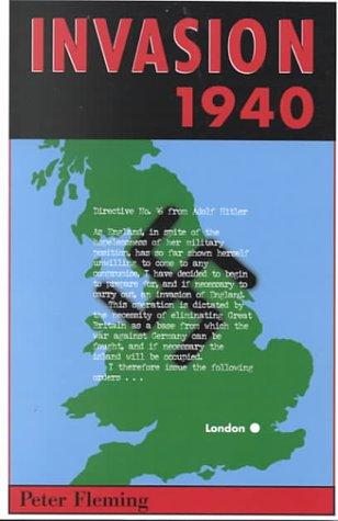 Invasion 1940: Fleming, Peter