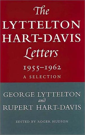 9781585790401: Lyttelton Hart-Davies Letters 1955-1962: A Selection