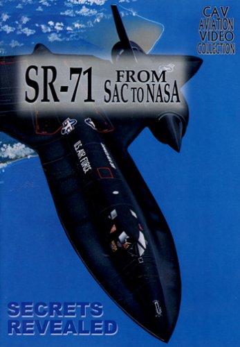 9781585850396: SR-71 SAC to NASA