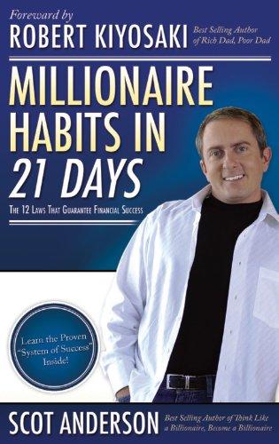 9781585880294: Millionaire Habits in 21 Days