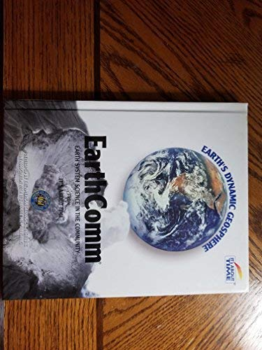 9781585910557: EarthComm Earth System Science in the Community