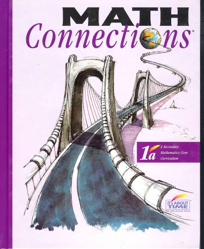 9781585913664: Math Connections: A Secondary Mathematics Core Curriculum