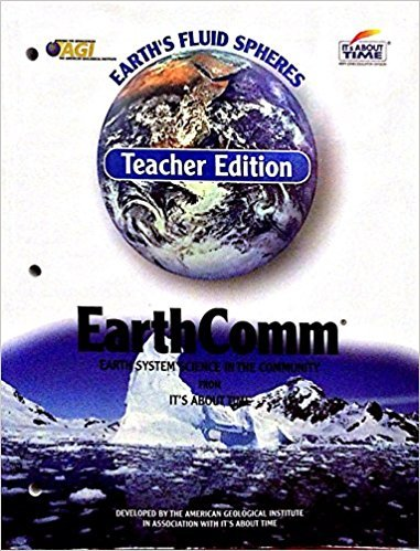 9781585914173: Earth Comm/earth's Fluid Spheres Teacher edition (EARTH SYSTEM SCIENCE IN THE COMMUNITY)