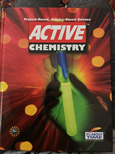Active Chemistry: Developed in Association With the American Institute of Chemical Engineers: ...