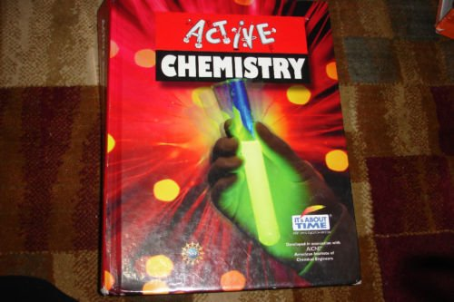 9781585914517: Active Chemistry: Developed in Association With the American Institute of Chemical Engineers